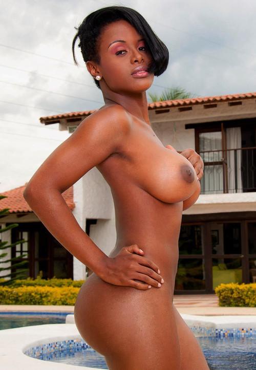 Black beauties naked, danielle richardson naked