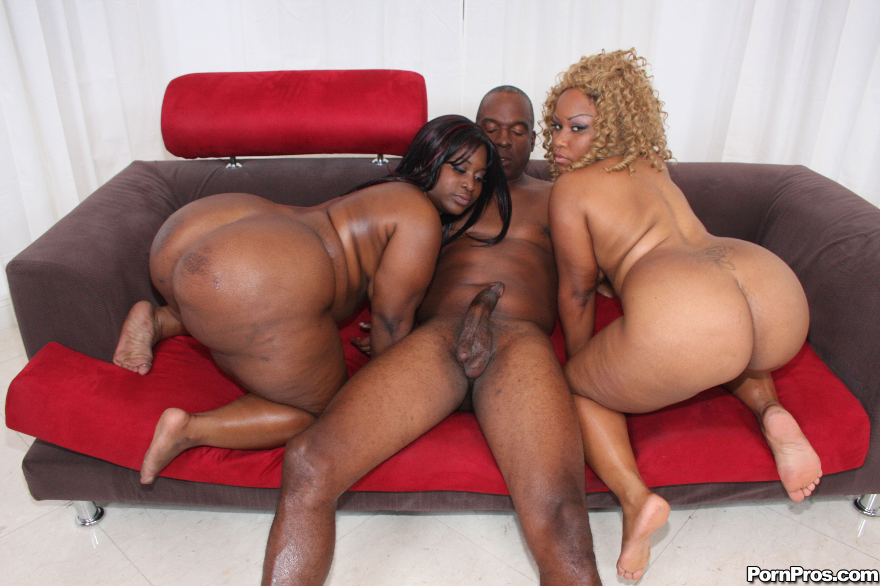Phat ass black girl naked right! think