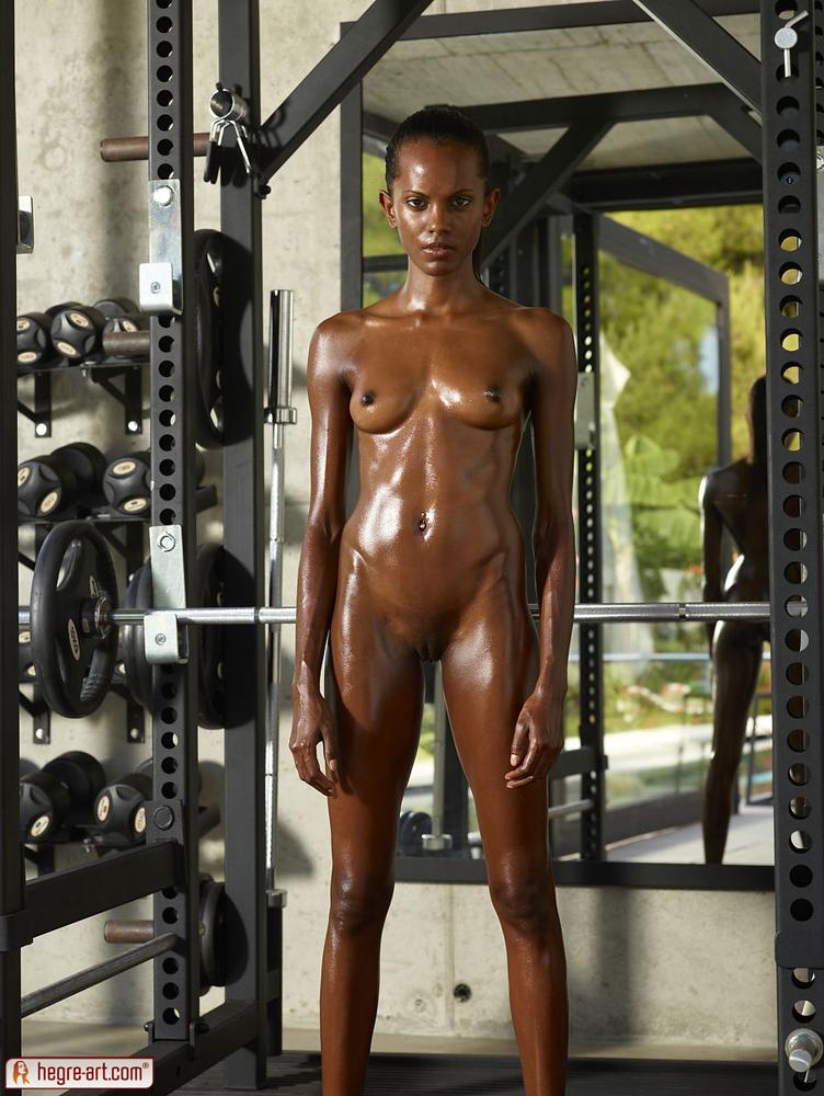 Girl dorm oiled black nude dudes fucking