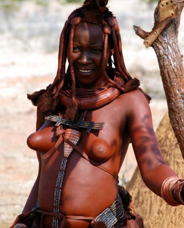 African tribal naked girls